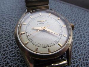【送料無料】腕時計 ウォッチ ビンテージチューブウォッチpara hombres reloj longines acero entubado vintage