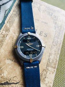 【送料無料】腕時計 ウォッチ チタニウムnuevo anunciobreitling aerospace navitimer titanium 80360