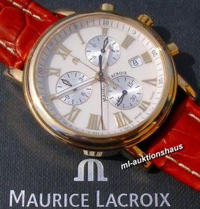 ノーブルモーリスロアレクロノグラフnoble lacroixles 【送料無料】腕時計 ウォッチ classiqueschronograph maurice