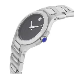 腕時計 ウォッチ ステンレススチールクオーツブラックボイドmovado corporate 606163 negro vaco esfera cuarzo acero inoxidable reloj de
