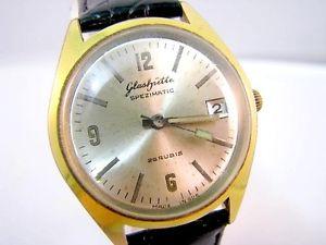 【送料無料】腕時計 ウォッチ ハウキャリバーhau vidriera spezimatic gub calibre 75 automatik 744 rda para 1974