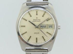 【送料無料】腕時計 ウォッチ スチールzenith afp automatic steel 708d485