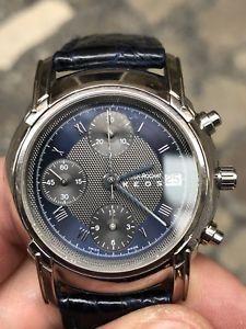 【送料無料】腕時計 ウォッチ クロノグラフlucien rochat keos automatic chronograph 38 mm
