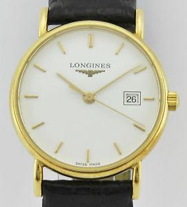 【送料無料】腕時計 ウォッチ クラシックkゴールドlongines classic 18k gold