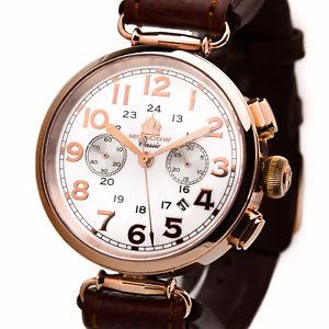 【送料無料】腕時計 ウォッチ モスクワクラシックレトロクロノグラフアラームマニュアルpoljot crongrafo 3133 cuerda manual reloj de hombre retro mosc classic