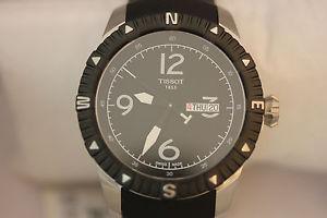 【送料無料】腕時計 ウォッチ ティソスポーツナビゲータtissot tsport tnavigator automatik 44mm t0624301705700 nuevo