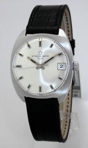 腕時計 ウォッチ ビンテージマティックトップvintage eternamatic 1000 cal 1489k de aprox 1968 110t ref topestado