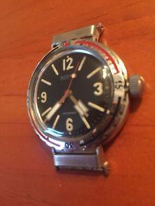 【送料無料】腕時計 ウォッチ ヴォストーククロックダイバーвостокнвчvostok nvch 30 30atm 300m wostok militar reloj reloj nutico diver cccp восток нвч 30