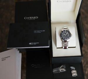腕時計 ウォッチ クリストファーウォードトライデントプロビンテージchristopher ward c60 trident pro 600 vintage 38mm