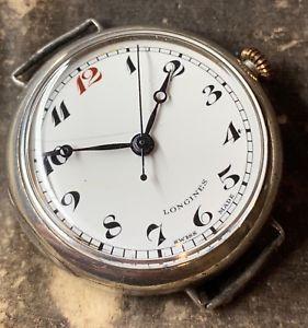【送料無料】腕時計 ウォッチ シルバーエナメルアプライアンスローマエリアraro 1937 plata longines esmalte beefier nmeros romanos esfera 1268z