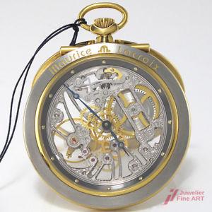 【送料無料】腕時計 ウォッチ モーリスロアポケットハートmaurice lacroix bolsillos steigenref 16180 53 mmhart oro chapados