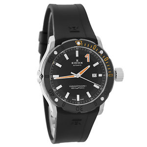 【送料無料】腕時計 ウォッチ メートルダイビングクロックヘリウムedox hombres 500m buceo chronshore1 reloj automtico 80099 3o nino helio