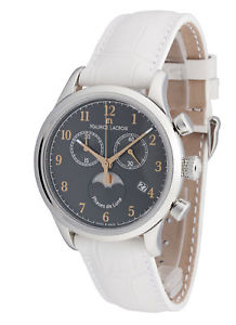 【送料無料】腕時計 ウォッチ モーリスロアレフェーズクロノグラフmaurice lacroix les classiques phase de lune chronograph lc1087ss001821