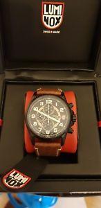 【送料無料】腕時計 ウォッチ クロノグラフフルセットluminox crongrafo valjoux 7750 nuevo conjunto completo de 1861