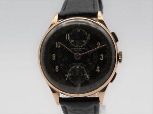ファッションなデザイン 【送料無料 winding】腕時計 ウォッチ ビンテージkゴールドchronographe suisse vintage manual winding 18k 18k gold gold, サガシ:12733aa2 --- eamgalib.amga-dusch.ru