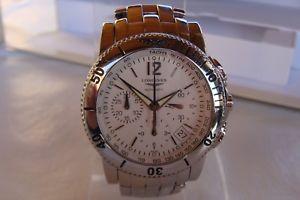 【送料無料】腕時計 ウォッチ アドミラルオートクロノlongines admiral crono automatico ref l36214 calibro l6502 eta 28942