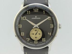 【送料無料】腕時計 ウォッチ マイスターjunghans meister driver handaufzug j8151 027360700