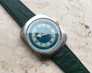 【送料無料】腕時計 ウォッチ レコードrecord discover anni 70 , mystery watch longines comet