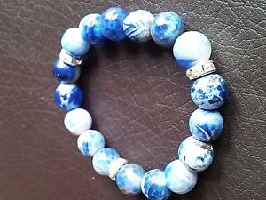 【送料無料】ブレスレット アクセサリ― kristalebracelets bracelet natural gemstone petrified with kristale