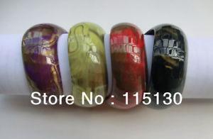 【送料無料】ブレスレット アクセサリ― カフブレスレットレas fr51441 large cuff bracelet en resine big charm pour les femmes acrylique fe