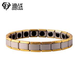 【送料無料】ブレスレット アクセサリ― inoxydableasfr37293 couleurchaines en acierブレスレッツenergieas fr37293 couleur or chaines en acier inoxydable charm bracelets