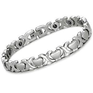 【送料無料】ブレスレット アクセサリ― ファッションブレスレットas fr38561 fashion delicates bracelets en acier inoxydable titane pour femmes m