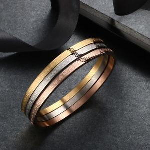 【送料無料】ブレスレット アクセサリ― デカフデザインゴールドas de51524 taste 3 farben nen cuff design gold frauen manner charm metall un