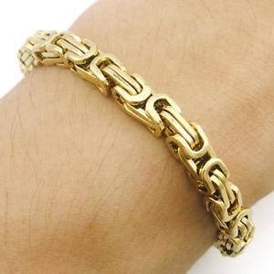 【送料無料】ブレスレット アクセサリ― ブレスレットブレスレットas fr36502 couleur or bracelet en acier inoxydable chaine metal ami bracelets l