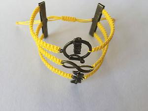 【送料無料】ブレスレット アクセサリ― ブレスレットブロンズdiy bracelet armkette * dream, infinity and bow * yellow bronze pp