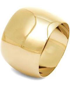 送料無料 ブレスレット アクセサリ― イエンジェルメタリックマンシェットlee angel metallic hmatite large bulle bouton de manchette or niphrQsBdxtC