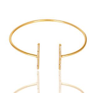 【送料無料】ブレスレット アクセサリ― イエローゴールドメッキハンドメイドチェーンブレスレットファッションジュエリー14k yellow gold plated handmade adjustable brass chain bracelet fashion jewelry