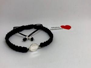 【送料無料】ブレスレット アクセサリ― テキストシンボルハンドメイドブレスレットキッズtext symbol name engraved 925 sterlingsilver handmade bracelet kids woman man
