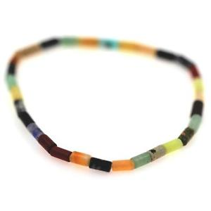【送料無料】ブレスレット アクセサリ― ブレスレット0 18inbracelet stones colour 0 18in