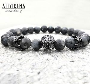 【送料無料】ブレスレット アクセサリ― ブレスレットランプビーズブレスレット natural stone light beads european buddha bracelet for men handmade bracelet
