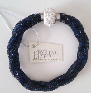 【送料無料】ブレスレット アクセサリ― スワロフスキークリスタルリアルスターダストブレスレットwomens stardust bracelets with swarovski crystals real gift