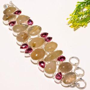 【送料無料】ブレスレット アクセサリ― サファイアジュエリーブレスレット78sb1302blue sapphire, pearl gemstone handmade fashion jewelry bracelet 78 sb1302