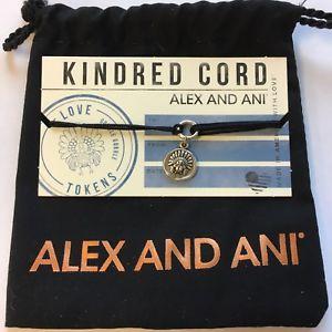 【送料無料】ブレスレット アクセサリ― アレックスキンドレッドコードブレスレットカードalex and ani gobble gobble thanksgiving turkey kindred cord bracelet nwt card