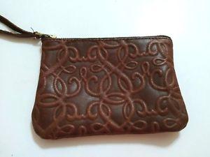 【送料無料】ブレスレット アクセサリ― アレックスガブリエルウォレットブラウンジップalex and ani gabriel leather pouchette purse wallet brown small zip