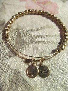 【送料無料】ブレスレット アクセサリ― アレックスゴールドビーズアジャスタブルブレスレットalex amp; ani gold beaded adjustable bracelet so cute nice