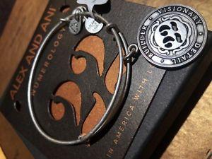 【送料無料】ブレスレット アクセサリ― アレックス#ブレスレットシルバーalex amp; ani numerology 22 bracelet, silver, free shipping