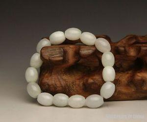 【送料無料】ブレスレット アクセサリ― ビーズブレスレット62 beautiful chinese natural jadeite beads bracelet b