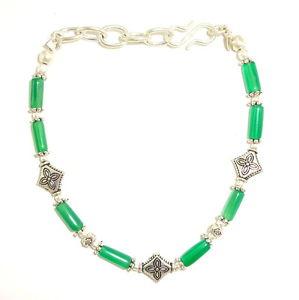 【送料無料】ブレスレット アクセサリ― beautiful bracelet natural fine green onyx beaded gemstone85gramsbeautiful bracelet natural fine green onyx beaded gemston
