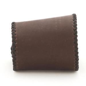 【送料無料】ブレスレット アクセサリ― 81stgeneration85mmカフスブレスレット81stgeneration genuine leather brown 85mm wide adjustable cuff bracelet