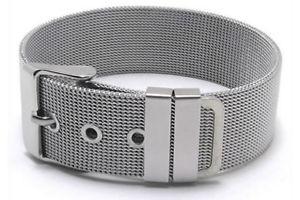 【送料無料】ブレスレット アクセサリ― メスジュエリーブレスレットステンレススチールブレスレットシルバー10xfemale jewelry bracelet stainless steel bracelet silver r6r6