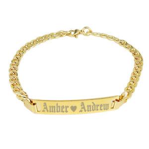 【送料無料】ブレスレット アクセサリ― パーソナライズゴールドバーブレスレットローマバーpersonalized gold bar bracelet roman numeralname bar for men and women