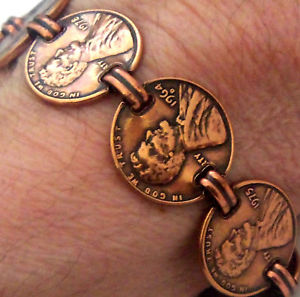GRAPHICS /& MORE Abraham Drinkin Lincoln Drinking Funny Humor Silver Plated Bracelet with Antiqued Charm
