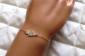 【送料無料】ブレスレット アクセサリ― ゴールドブレスレットブレスレットブレスレットゴールドブレスレットgold bracelet,hamsa bracelet, dainty bracelet,gold hamsa bracelet