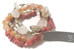【送料無料】ブレスレット アクセサリ― ヒトデシェルブレスレットタグjjill starfish amp; shell charm bracelet with tag