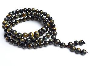 【送料無料】ブレスレット アクセサリ― タイガーアイラウンドビーズブレスレットnatural brown tigers eye gemstone round beads bracelet aaa 6mm