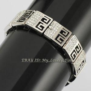 【送料無料】ブレスレット アクセサリ― b1a831ブレスレット18kgp czラインストーンb1a831 fashion bracelet 18kgp cz rhinestone crystal
